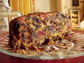 Cherry And Raisin Cake