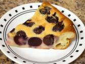 Easy Cherry Clafoutis