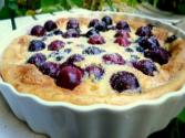 Cherry Clafoutis 
