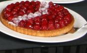 Cherry Cheese Pie Supreme