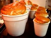 Chestnut And Pumpkin Souffle