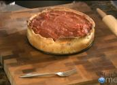 Chicago Style Deep Pan Pizza
