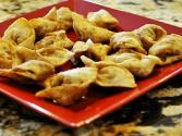 Chicken 65 Wontons - Party Appetizers