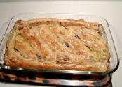 Easy Chicken And Mushroom Pie
