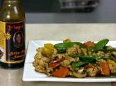 Chicken And Vegetables In Ying&#039;s Stir Fry Sauce