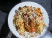 Chicken And Vegetable Biryani