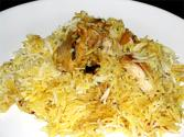 Hyderabadi Style Chicken Biryani 