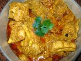 Chicken Cider Curry