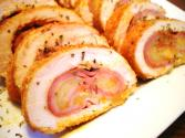 French Chicken Cordon Bleu