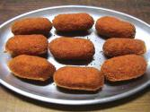 Chicken Almond Croquettes