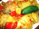 Pinoy Style Chicken Curry