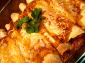 Chicken Or Turkey Enchilada