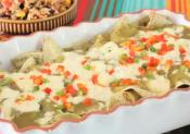 Chicken Enchiladas With Tex Mex Rice