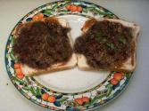 Chicken Livers On Toast