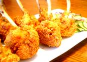 Easy Chicken Lollipop