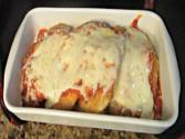 Betty&#039;s Chicken Parmigiana