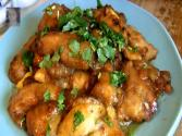 Chicken : Mango Habanero Sweet And Sour Chicken (beer Batter) : Fusion : Chopchop