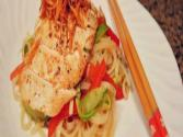 5th Restaurant Express Giveaway With Sempio!!! Rice Noodle Salad With Chicken