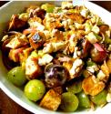 Fruited Chicken Salad With Raspberry Vinaigrette