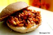 Chicken Sloppy Joes - A Tale Of Twists!