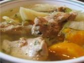 Chicken Soup Made In Crock Pot