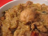 Chicken Giblet Stew