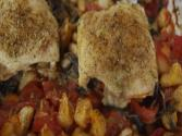 Chicken Tomato Bean Bake