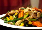 Ginger Stir Fry