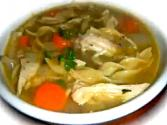 Chicken Noodle Soup: Easy And Homemade 