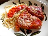 Simply Delicious Living Syndicated Print & Video Column - Chicken Parmesan