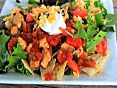 Chicken Taco Salad - Easy Dinner Idea