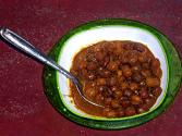 Chickpeas Curry - Sundal Kolambu
