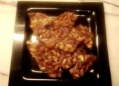 Peanut Brittle With Unsalted Nuts