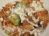 Mexican Corn Chilaquiles