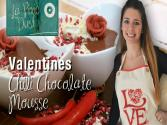 Chili Chocolate Mousse - A Romantic Idea For Valentine's Day