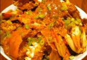 Filipino Chili Crab