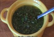 Homemade Chimichurri Sauce