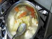 Chinese Chicken Soup - Quick Soup