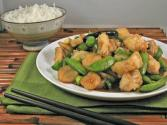 Chinese Stir-fry, Chicken With Vegetables
