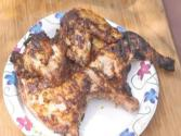 Chipotle Bbq Sauce On Chicken And Chops By The Bbq Pit Boys