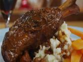 Chipotle Braised Lamb Shanks 