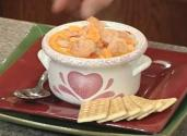 Bookbinder's Shrimp Chowder