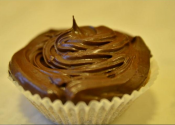 Chocolate Brownie Cupcake