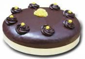 Peanutty Chocolate Cake
