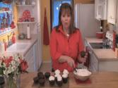Chocolate Cupcakes With Swiss Meringue: Cupcake Show #15