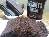 Heavenly Dense Chocolate Cake