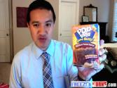 Chocolate Peanut Butter Pop Tarts And Clif Shot Bloks Reviews: Freezerburns N.o.w. Vlog #4