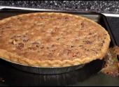 Homemade Chocolate Pecan Pie