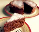 Chocolate Pound Cake