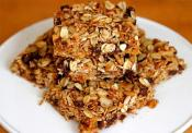 Chocolate Sauerkraut Breakfast Bars